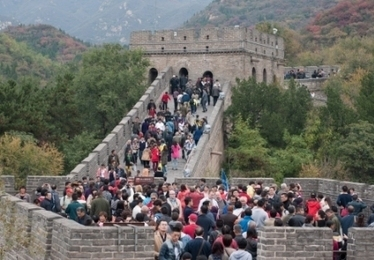 China sees double-digit rise in New Year tourism | Travel Daily Asia | Tourism in Southeast Asia | Scoop.it