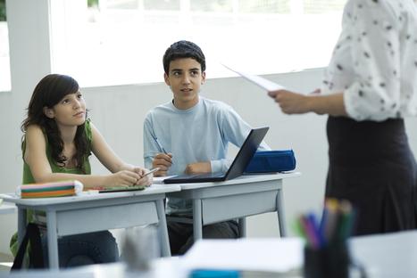Numérique à l'école : un accélérateur de tendances - France Info | AlternaTICA - Des interactions numériques aux interactions sociales | Scoop.it