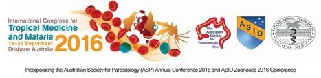 18-22 septembre 2016 : Congrès international médecine tropicale et paludisme en Australie | EntomoNews | Scoop.it