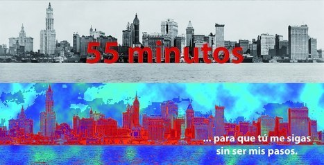 "ANA ARES, ""55 minutos"", Vitruvio, 2013. 