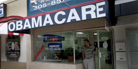 The Biggest Reason People Didn't Sign Up For Obamacare | Mediscoveries | Scoop.it
