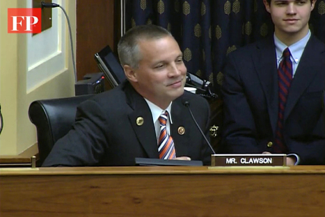 An 'intensely awkward congressional hearing' | Upsetment | Scoop.it