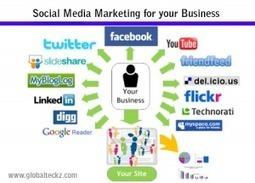 A Note on Social Media Marketing | Globalteckz | Marketing, Sales, Advertising | Scoop.it