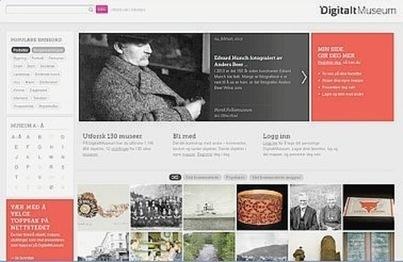 En Norvège, la communauté des amateurs de musées est ultraconnectée | La-Croix.com | Réinventer les musées | Scoop.it