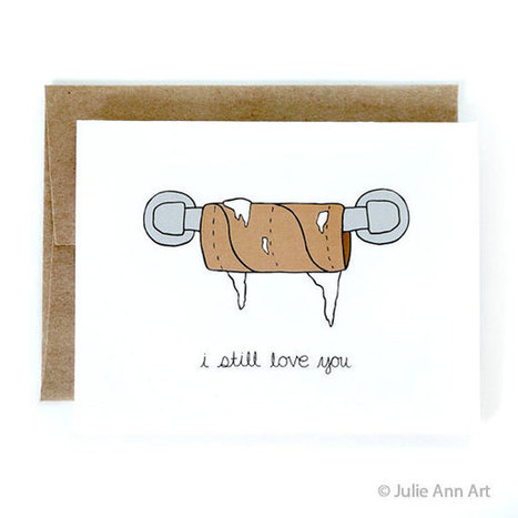 Anti-Valentine Cards For Couples With A Sense Of Humor | 16s3d: Bestioles, opinions & pétitions | Scoop.it