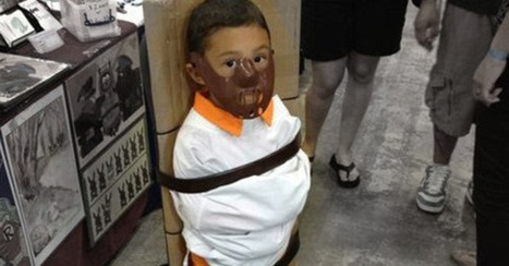 10 Kids Unaware of Their WTF Halloween Costume | Prozac Moments | Scoop.it