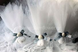 Γάμος | Βάπτιση | Στολισμός | Διακόσμηση: Μπομπονιέρα γάμου με Κοχύλι | gamos | Scoop.it