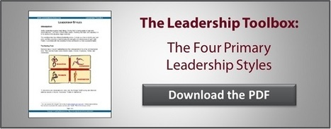 Two Common Leadership Styles That Set You Up for Failure   Creativity and Leadership   Scoop.it
