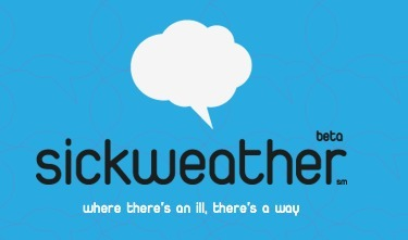 Sickweather: using social media to track illness | Innovation in Health | Scoop.it