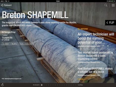 The new web magazine of Breton SHAPEMILL 5-axis machining ...   Breton SHAPEMILL   Scoop.it