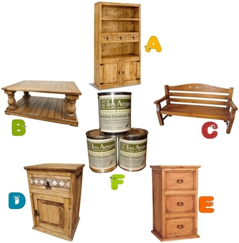 The Most Favorite Products | February, 2014!!! | Mexican Furniture & Decor | Scoop.it