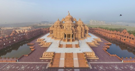 Akshardham Temple Complex in Delhi ~ Tourist Places in India | SEO Traffic Engine | Scoop.it