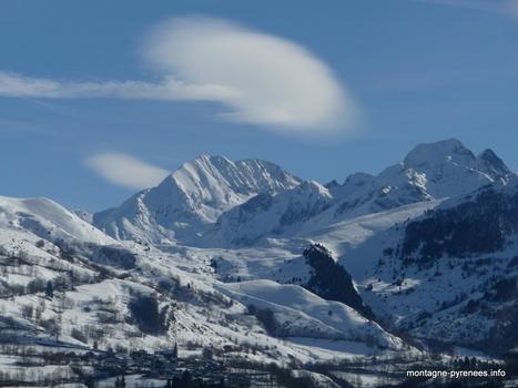 Vers Azet et le Louron, ils sont très col blanc ... | Vallée d'Aure - Pyrénées | Scoop.it