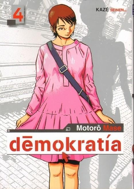 Nouveau manga à la médiathèque | alexfromdijon | Scoop.it