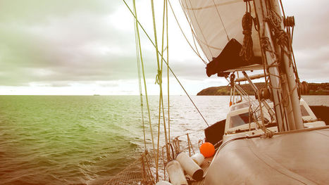 Unexpected Business Lessons Learned From Sailing | Executive coaching | Scoop.it