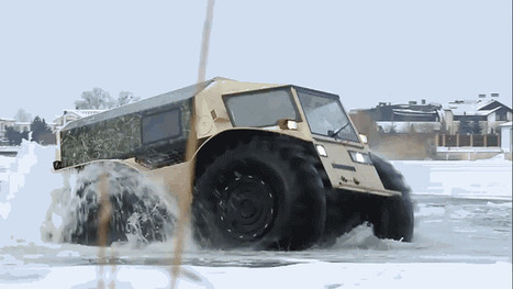 The Russians Make The Best Truck In The Universe For $50K | Post-Sapiens, les êtres technologiques | Scoop.it