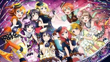 [Anime] Le film Love Live! prévu cet été !   オタクの世界 ~ News pour fans d'otakulture   Scoop.it