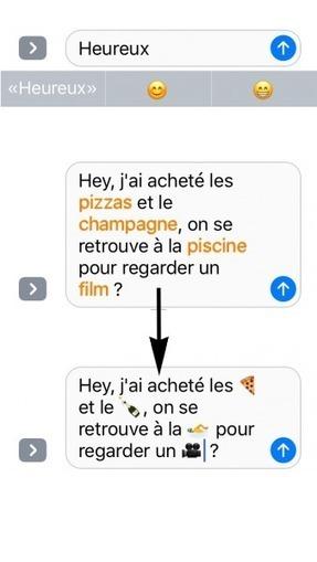 Comment Apple ruine tout ce qui fait la beauté de l'emoji | E-Book, écriture et nouvelles attitudes numériques | Scoop.it