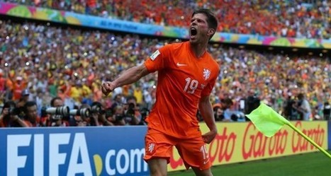 Late goals save Oranje quarterfinals: 2-1 against Mexico | Latest News | Scoop.it