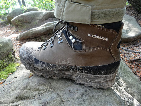 The @LowaBoots Tibet GTX – Are They the Ultimate Elk Hunting Boot? | #Technology | Scoop.it