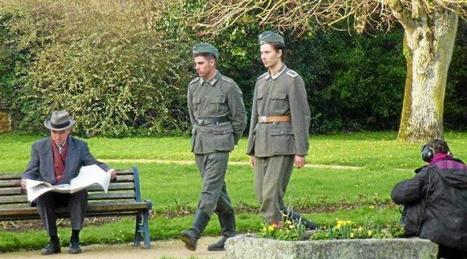 Lanvollon. Une scène d'un film tournée au parc | Plouha (22) Les Mémoires de l'Histoire : Shelburn le film, veille presse électronique | Scoop.it