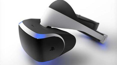 Projet Morpheus : le casque de Sony dédié à la réalité virtuelle | Libertés Numériques | Scoop.it