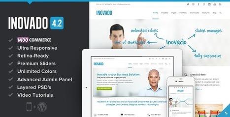 Inovado v4.2 Retina Responsive Multi-Purpose Theme | Download Free WordPress Theme, WordPress Plugin and Full Scripts. | THEME | Scoop.it