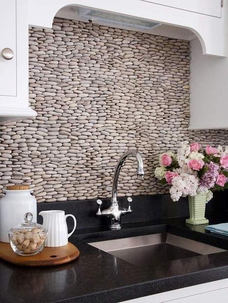 A few more kitchen backsplash ideas and suggestions   Designing Interiors   Scoop.it