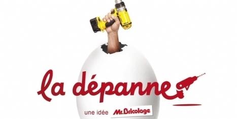 Mr.Bricolage lance aujourd'hui son site communautaire : La Dépanne | L'Etablisienne, un atelier pour créer, fabriquer, rénover, personnaliser... | Scoop.it