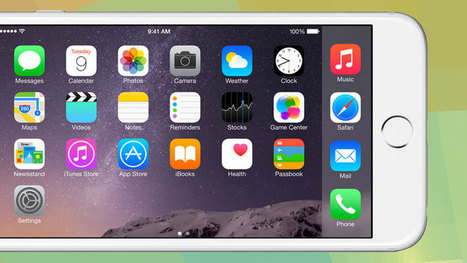 10 Gorgeous Apps for the Apple iPhone 6 Plus - PC Magazine | Iphone Apps | Scoop.it