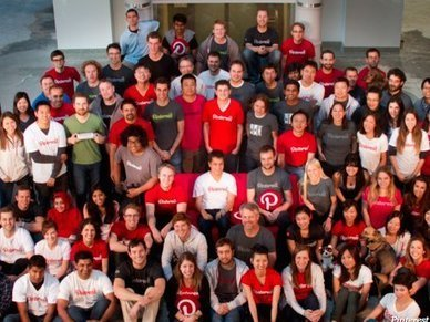 What Pinterest looks for in employees: 'People who have more interests than time' | Pinterest | Scoop.it