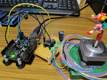 Grbl + SainSmart UNO R3 を試してみた。:Iron AI:So-net blog | Arduino&Raspberry Pi Projects | Scoop.it
