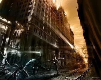 Cyberpunk~The Walking Nerds   Ficção científica literária   Scoop.it