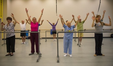 Dance for Parkinson's Disease: Movement as medicine | Longevity science | Scoop.it
