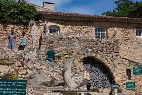 Twitter / luberoncotesud: Le Musée extraordinaire ... | Les nouvelles du sud Luberon | Scoop.it