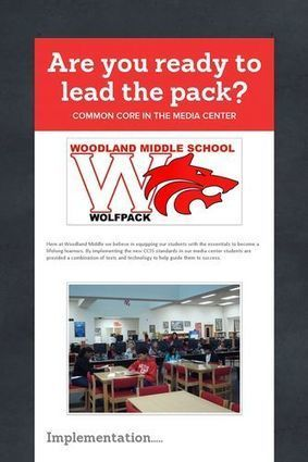 Are you ready to lead the pack? | Instructional Technology.Media Specialist | Scoop.it