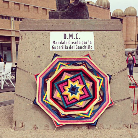 Mandala art has grown up - State of Green | Sustainable living | Scoop.it