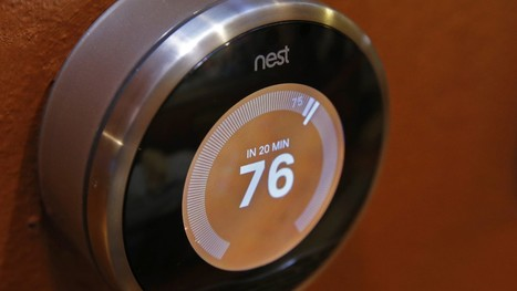 Google's Nest Close To Partnering With World's Largest Home Security Company ADT | Aaron Tilley | Forbes.com | OTT Technology | Scoop.it