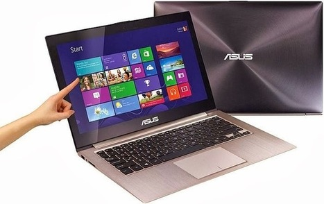 ASUS ZENBOOK Touch Screen Laptop | Touch Screen Laptop | Scoop.it