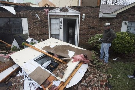 Texas Tornado's Winds Topped 200 mph; 11 Dead in Storms | Disaster Response | Scoop.it