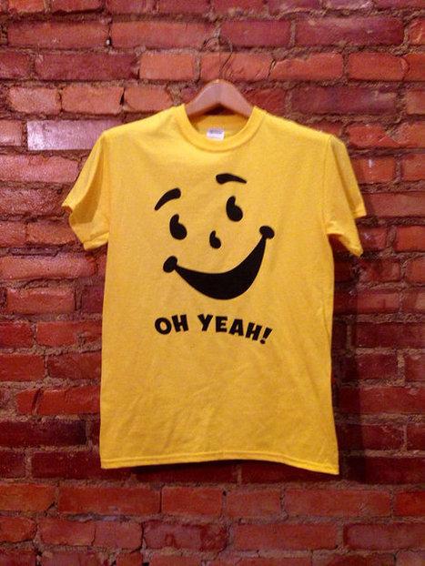 Kool Aid Face Shirt | Koolaid Oh Yeah Tshirt | Funny Clothing | Nice T-Shirt | Scoop.it