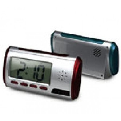 DIGITAL TABLE CLOCK CAMERA | online spy camera | Scoop.it