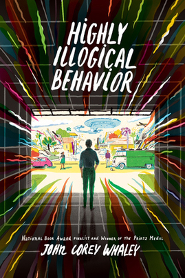 #MHYALit: Agoraphobia in YA Lit, THE OUTLIERS by Kimberly McCreight and HIGHLY ILLOGICAL BEHAVIOR by John Corey Whaley — @TLT16 Teen Librarian Toolbox | Young Adult Novels | Scoop.it