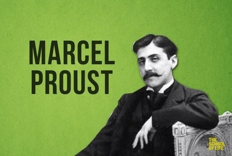 An Introduction to the Literary Philosophy of Marcel Proust, Presented in a Monty Python-Style Animation | Math, technology and learning | Scoop.it