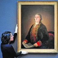 Un retrato de Goya a subasta se queda sin comprador en Londres - ABC.es | VIM | Scoop.it