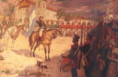 Belgrano: Éxodo Jujeño y Batalla de Tucumán   educación y TICs   Scoop.it