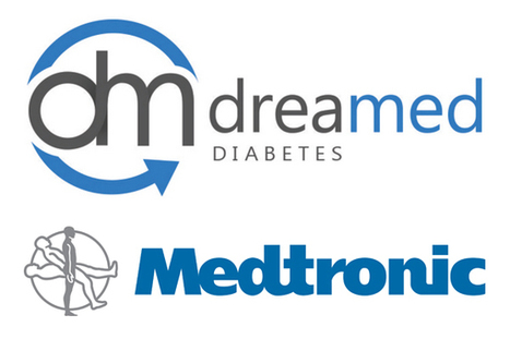 DreaMed inks licensing deal for artificial pancreas technology with Medtronic | Medtech funding for the week of April 6, 2015 | diabetes and more | Scoop.it