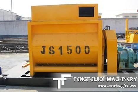 http://www.newtengfei.com/AAC-plant/autoclaved-brick-press-machine.html | Mobile Concrete Mixing Plant | Scoop.it