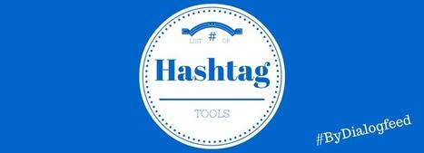 Liste d'outils de recherche de Hashtags | Citoyenneté numérique | Scoop.it