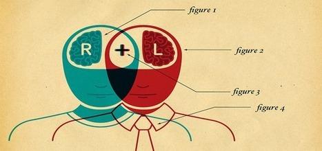 Hemisferios cerebrales y marca personal | Orientar | Scoop.it